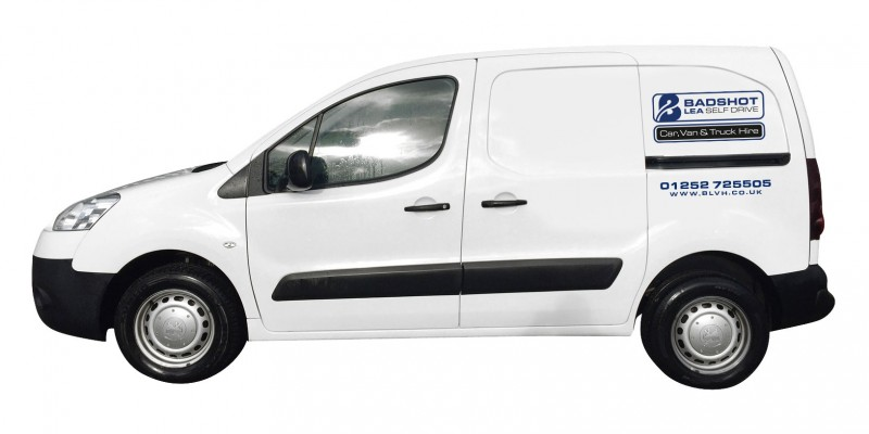SMALL CAR BASED VAN Car Hire Deals from Roman Self Drive
