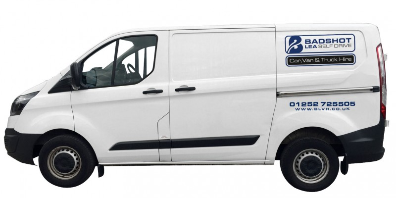 SHORT WHEEL BASE PANEL VAN