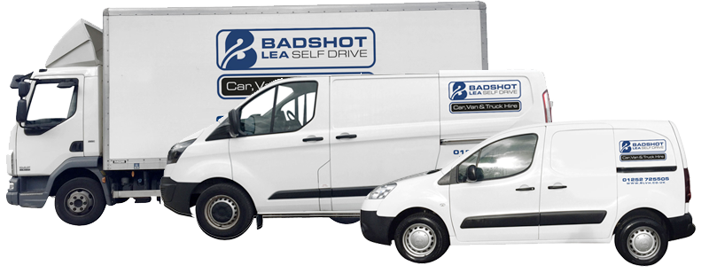 BLVH - Badshot Lea Vehicle Hire