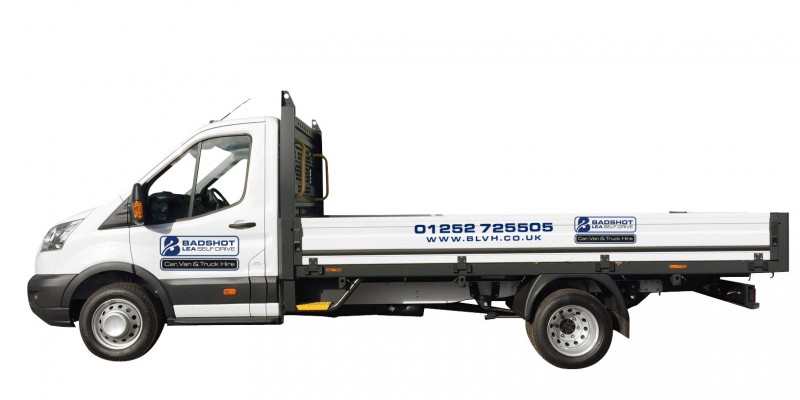 3.5 TONNE DROPSIDE (4M LENGTH BODY)