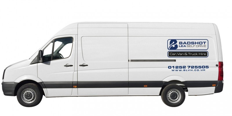 EXTRA LONG WHEEL BASE PANEL VAN