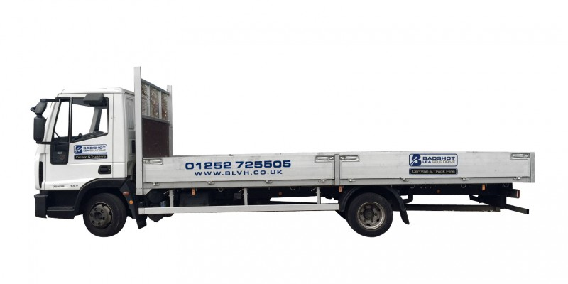 7.5 TONNE DROPSIDE Car Hire Deals from Roman Self Drive